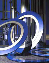 Spiral Wound Gaskets made with a preformed metallic strip | AS&P® Gaskets | Mechanical Seal | Scoop.it