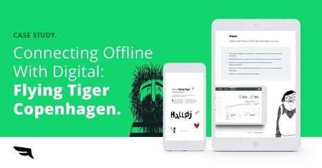 Flying Tiger Copenhagen Case Study | Falcon.io | Flying Tiger | Scoop.it