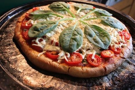 Summer Favorite: Vegan Margherita Pizza! | I Eat Grass | My Vegan recipes | Scoop.it