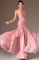 [EUR 129,99] eDressit 2014 Nouveauté Rose Une Bretelle Perles Robe de Soirée (00146301)   les plus belles robes de soirée   Scoop.it