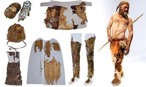 Mystery of Ötzi the Iceman's clothing is solved | HistoryMs | Scoop.it