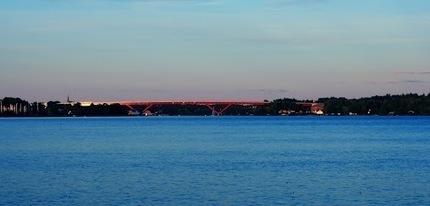 Anders Stolt – Google+ - Nya bron över Motalaviken. Invigs av kungen den 6 oktober.… | My Google+ | Scoop.it