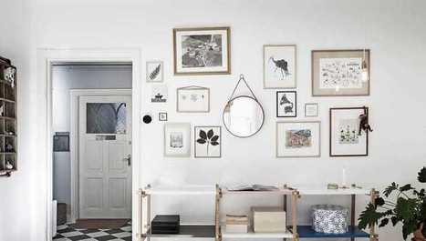 Domáca galéria: Stena plná fotografií a obrázkov dodá vášmu domovu šmrnc | domov.kormidlo.sk | Scoop.it