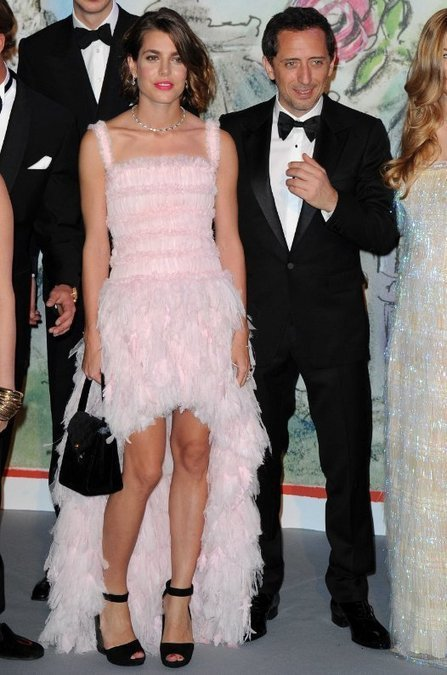 Charlotte Casiraghi Dolls Up in Chanel Gown | Red Carpet Fashion | Scoop.it