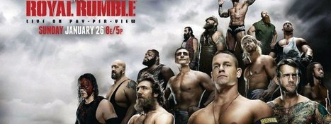 Watch WWE Royal Rumble 2014 Online Matches Streaming in HD | PPV WWE | Scoop.it