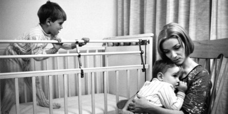 Long-Lost Images Show What Hasn't Changed About Motherhood In 50 Years | ART  | Conceptual Photography & Fine Art | Scoop.it