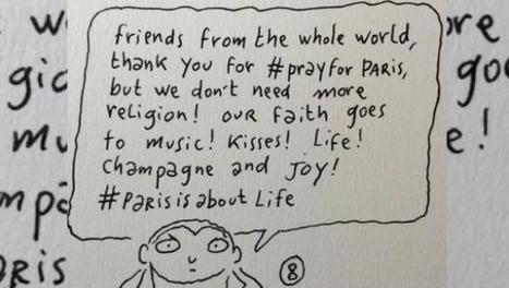 Amigos, no recen por París, no necesitamos más religión: monero ... - SDPnoticias.com | Religiones. Una visión crítica | Scoop.it