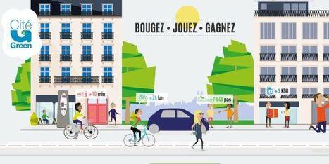 CitéGreen : gagnez de l'argent en pédalant ou en marchant - metronews | Les jeux et concours marketing en ligne | Scoop.it