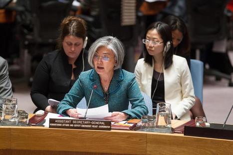 Syrie : face à la détérioration du conflit, l'ONU appelle à renforcer l'aide humanitaire | ONG et solidarité internationale | Scoop.it