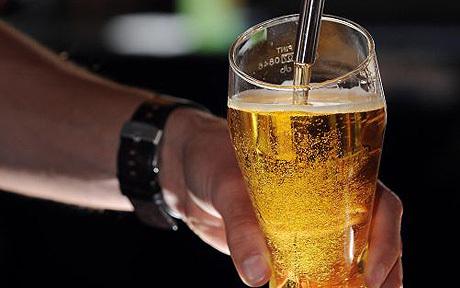Beer flavour 'triggers urge to get drunk' - Telegraph | Cervejas - Material Complementar | Scoop.it