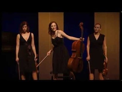 "Here is a concert you may not forget Salut Salon ""Wettstreit zu viert"" 