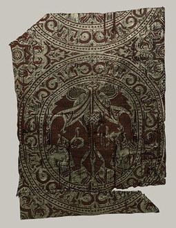 Textile fragment [Spain]   Mirando más allá del occidente   Scoop.it