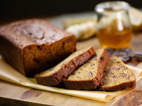 Espresso Chip Banana Bread | Silk | Food for Foodies | Scoop.it