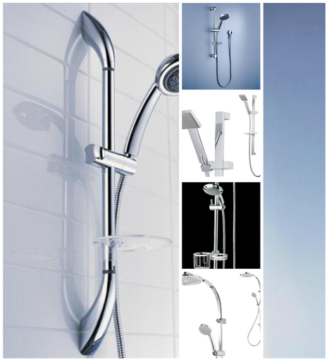 Benefits of Installing Shower Heads and Shower Rails   Bathroom Accessories   Scoop.it