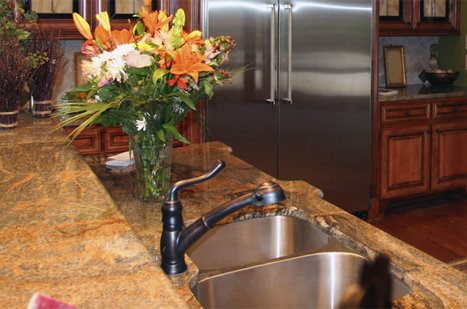 Why Choose a Granite Countertop | Mainland Stoneworks | Scoop.it