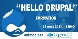"Mardi 26 mars 2013: Formation ""Hello Drupal"" | Tech in Toulouse | Scoop.it"