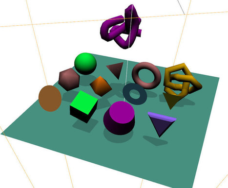 WebGL with Three.JS (Lesson One) | Javalobby | opencl, opengl, webcl, webgl | Scoop.it