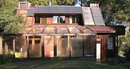 Programmer Creates DIY Solar, Off-Grid  Home | sustainable architecture | Scoop.it