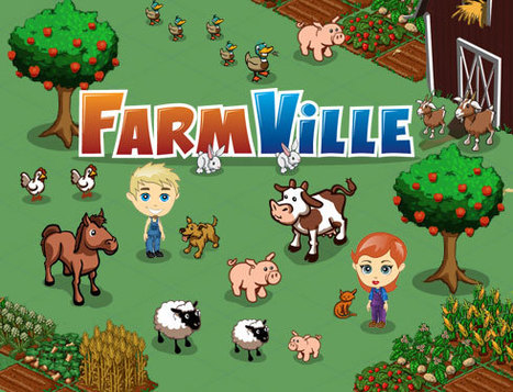 How FarmVille Becomes Rich Man's Crack (Addictive) Thanks To Gamification | Contests and Games Revolution | Scoop.it