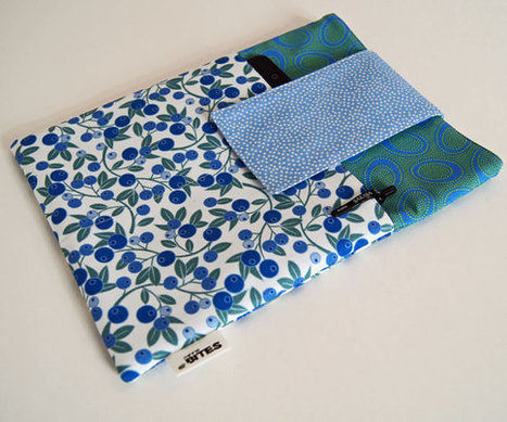 iPad Case  Mother's Day Gift  Padded iPad 2 Sleeve by minnebites | iPad and iPhone Gifts, Gift Guides and Ideas | Scoop.it