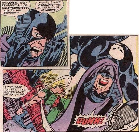 Top 10 Marvel Comic Book Bloopers | CAU | Scoop.it
