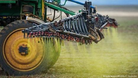EU fails to agree on license extension for weed-killer glyphosate | News | DW.COM | 06.06.2016 | Farming, Forests, Water, Fishing and Environment | Scoop.it