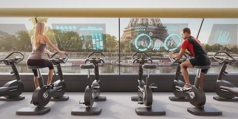 Surprising Paris Navigating Gym Project | Les malls & autres grands projets | Scoop.it