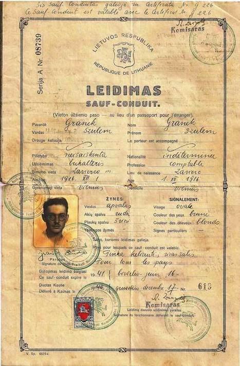 The Politics of Prejudice: How Passports Rubber-Stamp Our Indifference to Refugees | Aristides de Sousa Mendes | Scoop.it