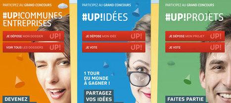 Grands concours #UP! avec Auvergne Nouveau Monde   Le Club des Elus Numériques   Le Club des élus numériques   Scoop.it