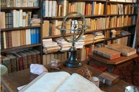 Plus de 90 000 euros collectés pour la bibliothèque de Jean Giono | Infocom | Scoop.it