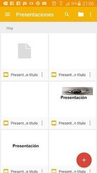 Crea y aprende con Laura: Presentaciones desde tu smartphone | Activismo en la RED | Scoop.it