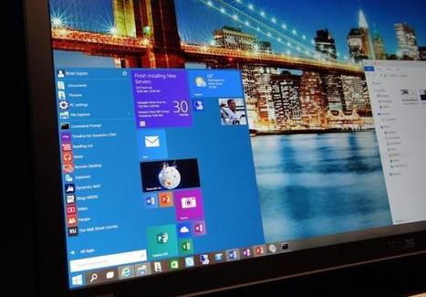 Windows 10: To Make you fall in Love Once Again with Windows | Tech Latest | Scoop.it