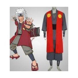 Naruto Ninja Jiraiya First Generation Cosplay Costume -- CosplayDeal.com | Naruto Cosplay | Scoop.it