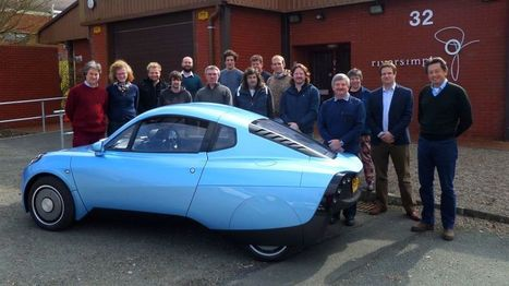Riversimple Rasa review: Is this hydrogen car the future—or just a gimmick?Riversimple Rasa review: Is this hydrogen car the future—or just a gimmick? | Hydrogen powered cars | Scoop.it