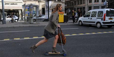 En France, le succès des «mobilités émergentes» | Déplacements-mobilités | Scoop.it