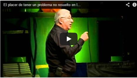 Adrián Paenza y el placer de tener un problema no resuelto en la cabeza   Libros maravillosos   Scoop.it