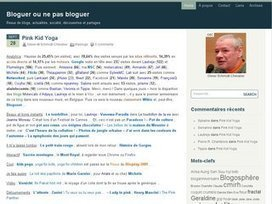 Bloguer ou ne pas bloguer - (blogoliviersc.org) | The Blog's Revue by OlivierSC | Scoop.it