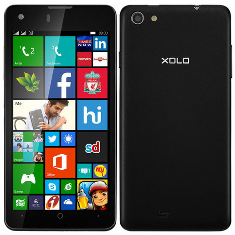 XOLO Win Q900S launched first Windows Smartphone, Price, Specs, Review - TechSway.com - Best Mobile Reviews, Price, Comparisons, Benchmark. | nokia | Scoop.it