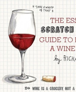This Scratch-'N'-Sniff Wine Book Will Get Your Nose Drunk...On Knowledge - Refinery29   SHALL WE WINE SAMPLE   Scoop.it