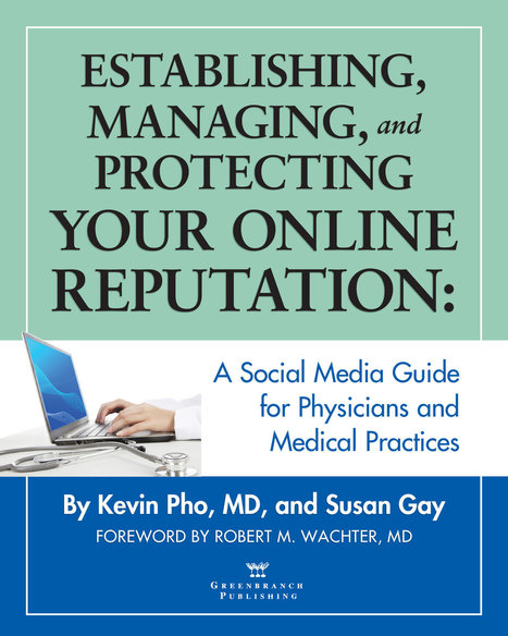 Doctors and Their Online Reputation | Books that you should read! | Scoop.it