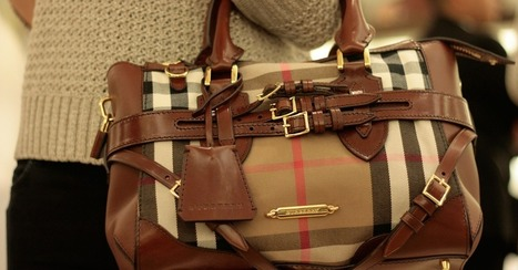 Burberry Loses Rights to Signature Tan, Black and Red Plaid in China | Buss 4 research | Scoop.it