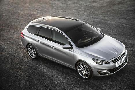 Official: New 2015 Peugeot 308 SW | MotorExposed.com | Car news | Scoop.it