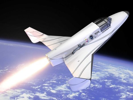 This Small 'Spaceport' In The Mojave Desert Is Working On Planes That Go To Space [PICTURES] | Space matters | Scoop.it