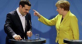 A la MERKEL le pasa con Grecia lo que a la CASTA con PODEMOS y a los yanquis con Venezuela: no pueden permitir que triunfe otra forma de hacer política | La R-Evolución de ARMAK | Scoop.it