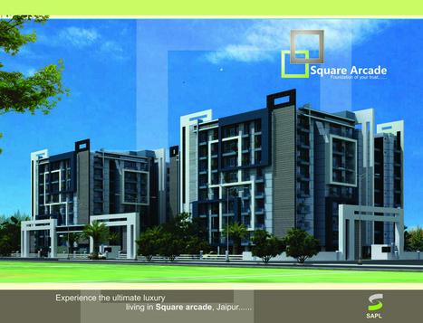 Residential Flats for Sale in Square Arcade Jaisinghpura Jaipur   Property in Jaipur   Scoop.it