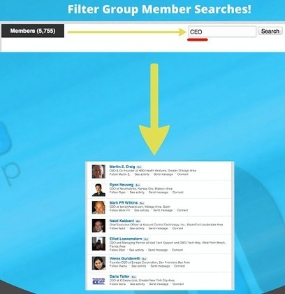 3 Ways to Generate Leads With LinkedIn Groups | MarketingHits | Scoop.it