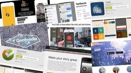 10 aplicaciones útiles para periodistas móviles | Periodismo Ciudadano | COMUNICACIONES DIGITALES | Scoop.it