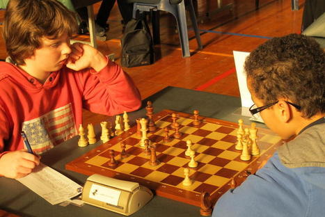 La fine fleur des jeunes joueurs d'échecs en lice à Saint-Omer - La Voix du Nord | Jeu d'échecs généralités | Scoop.it