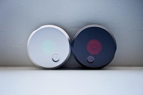 August Smartphone Lock Lets You Open Your Front Door With Your Phone | Tendances numériques | Scoop.it