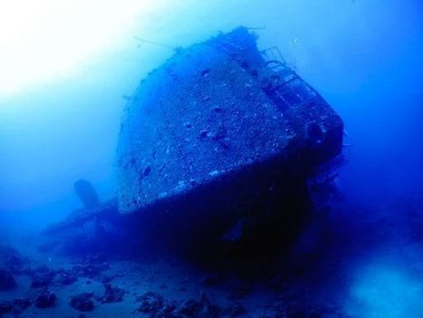 Explore the Incredible Ship Graveyard of the Red Sea, Urban Ghosts   Martin Kramer on the Middle East   Scoop.it